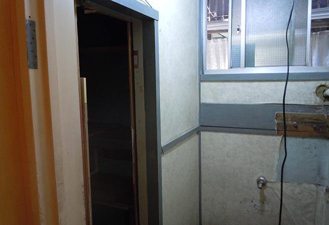 トイレ改修工事:施工前