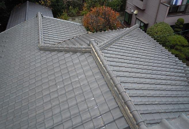 屋根 棟・ぐし工事